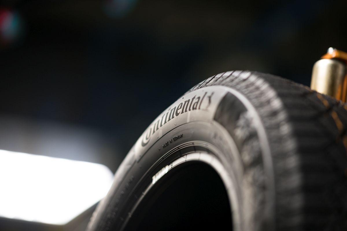 Produktion PKW Reifen in Korbach